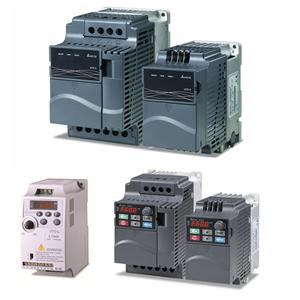 Frekvenciaváltók 0,4 kW-tól 22 kW-ig