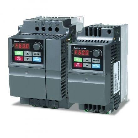 VFD EL tipus 3 fázisú 3x400V-os betáplálással